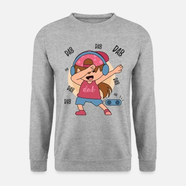 Dab Kid DAB kids dance - Men's Sweatshirt