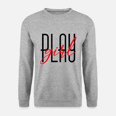 Limited Edition # 1 PLAY GIRL - Men's Sweatshirt