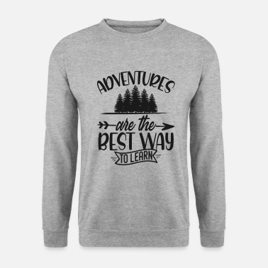 Travel to travel - Unisex Sweatshirt