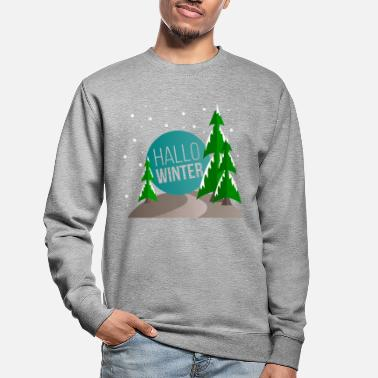 Hiver hiver - Sweat-shirt Unisexe