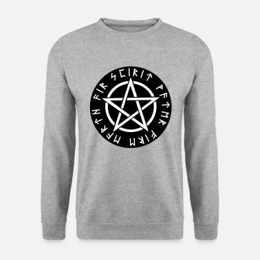 Pentagramme Pentagram - Sweat-shirt Homme