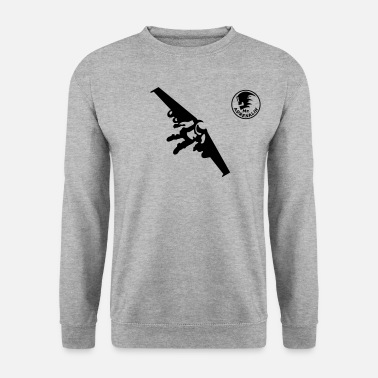 Pilot Rocket man - Men's Sweatshirt