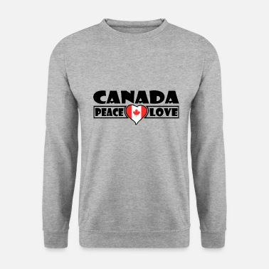 Vancouver Canada - Unisex Pullover
