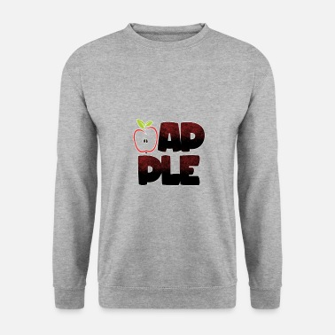 Apples Apple - apple - Men's Sweatshirt
