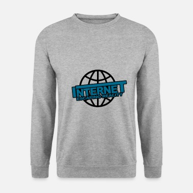 Internet Internet - Men's Sweatshirt