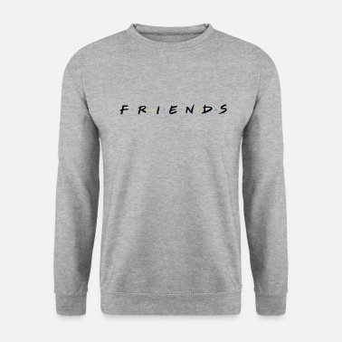 Tv Friends Logo - Unisex sweater