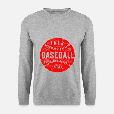 Entraîneur Dire de baseball - Sweat-shirt Homme