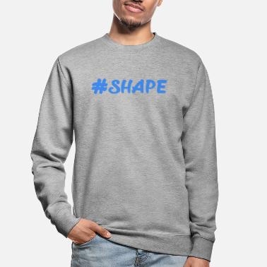 Shape #shape - Sweat-shirt Unisexe