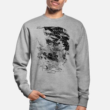Abstract abstract - Unisex Sweatshirt
