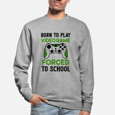 Teens Gamer Shirt For Teen Boys Videogame Love - Unisex Sweatshirt