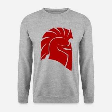 Greece Spartan design - Men's Sweatshirt