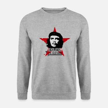Che Guevara Che Guevara Red Star Communisme - Sweat-shirt Unisexe