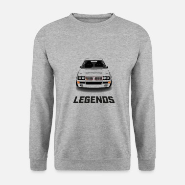 Voiture De Sport LEGENDS DELTA - Sweat-shirt Unisexe