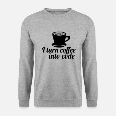 Code code - Men's Sweatshirt