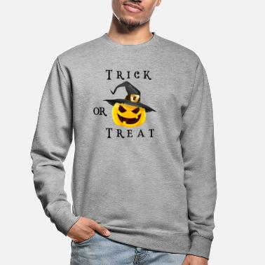 Trick or Treat - Unisex sweater