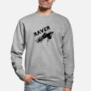 Raver Raver - Sweat-shirt Unisexe