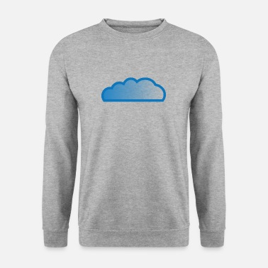 Cloud Cloud / cloud - Men's Sweatshirt