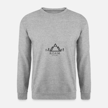 ROAM THE PLANET 2.0 - Sweat-shirt Homme