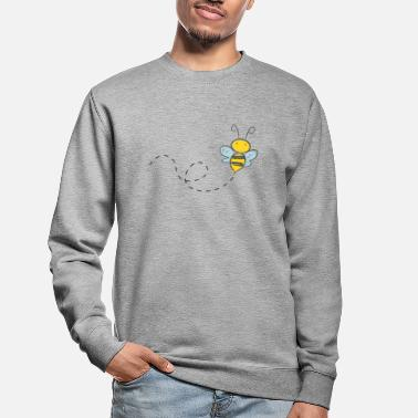 Abeille abeille - Sweat-shirt Unisexe