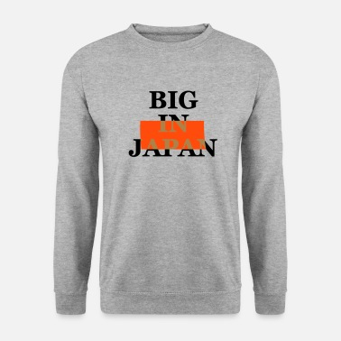 Nerd big on the net + your blog etc - Sweat-shirt Unisex