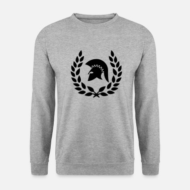 Laurier couronne de laurier trojan reggae & ska - Sweat-shirt Homme