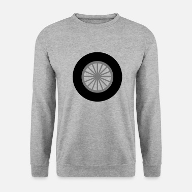 Roue roues - Sweat-shirt Homme