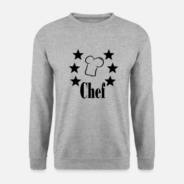 Chef - Men's Sweatshirt