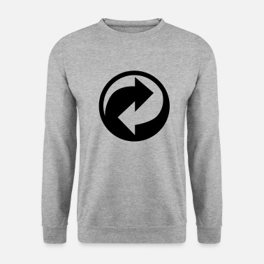 Recycling recycle recycling - Unisex Sweatshirt