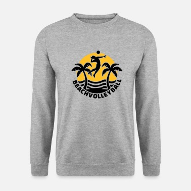 Beachvolleyball Beachvolleyball - Unisex sweater
