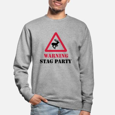 Stag Stag Party - Unisex Pullover