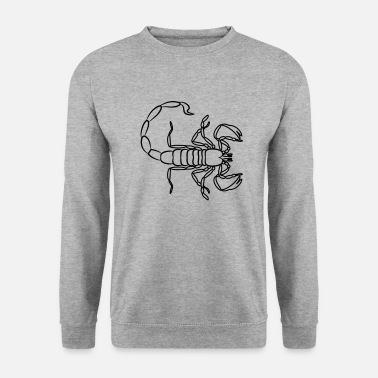 Horoscope Scorpio horoscope - Unisex Sweatshirt