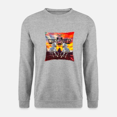 Wildwest wilder west - Unisex Pullover