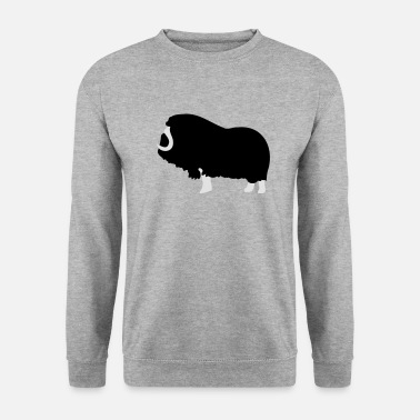Scandinavie Musk Ox - Scandinavie - Sweat-shirt Unisex