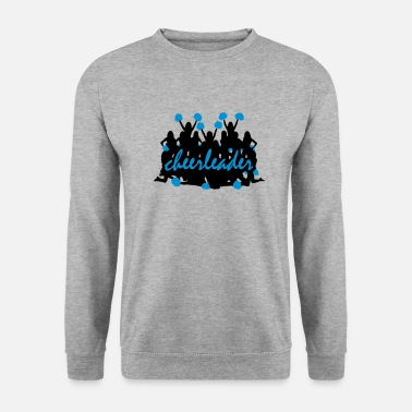 Breakdance cheerleader - Männer Pullover