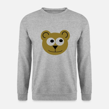 Sumu Lee Ours (heureux) - Sweat-shirt Unisex