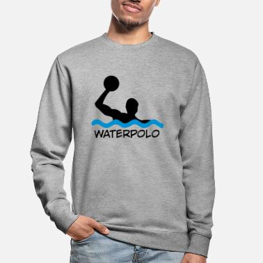 Water waterpolo - Unisex Sweatshirt
