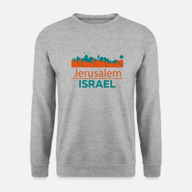 Jerusalem Jerusalem - Men's Sweatshirt