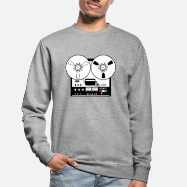 Reel Reel to reel recorder - Unisex Sweatshirt