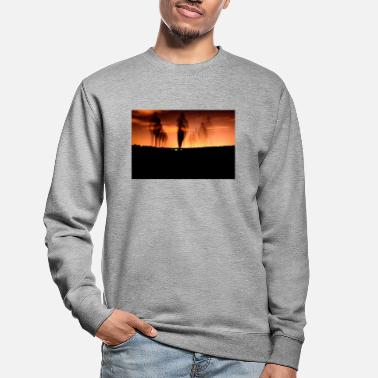 Longtimeexposure On the Runway... - Unisex Pullover