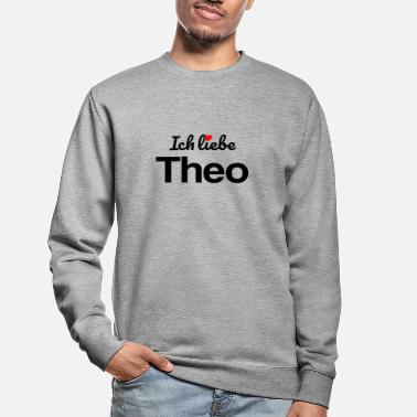 Vorname Theo - Unisex Pullover
