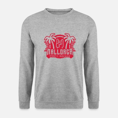 Emblem Mallorca (Party Rocker) - Men's Sweatshirt