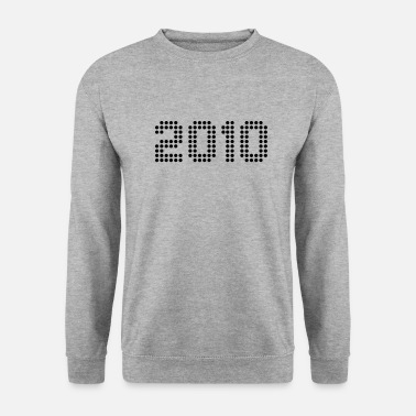 2010 2010 - Men's Sweatshirt