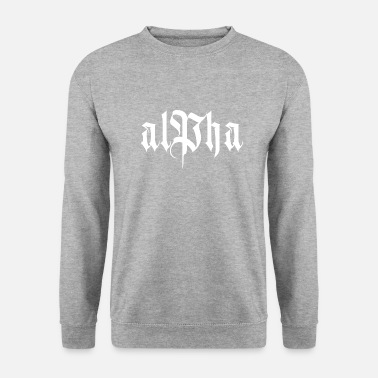Alpha alpha - Men's Sweatshirt