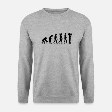 Cinema Evolution Movie - Men's Sweatshirt