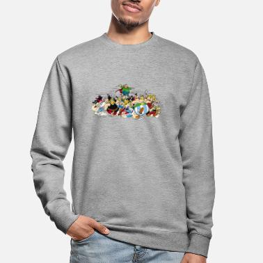Albert Uderzo Asterix Gauls Attack - Unisex sweater