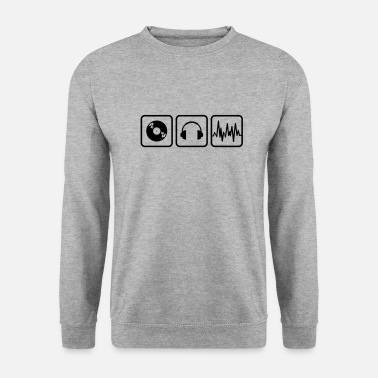 Dj dj - Unisex sweater