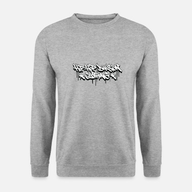 Hip Hop Division Clothing - Men's Sweatshirt