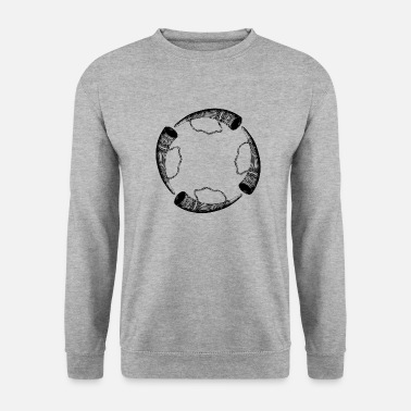 Hoorns hoorns - Unisex sweater