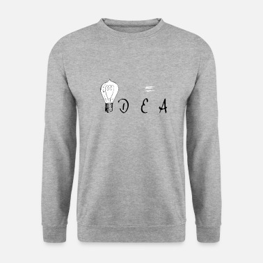 Idea Idea - idea - Men's Sweatshirt