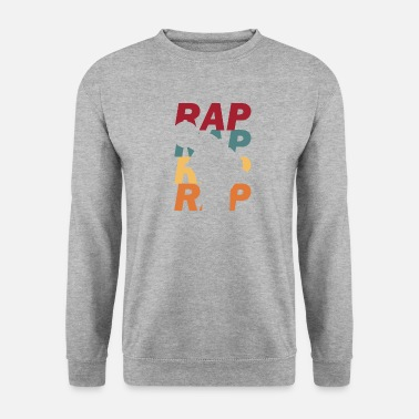 Rapper rapper - Unisex sweater